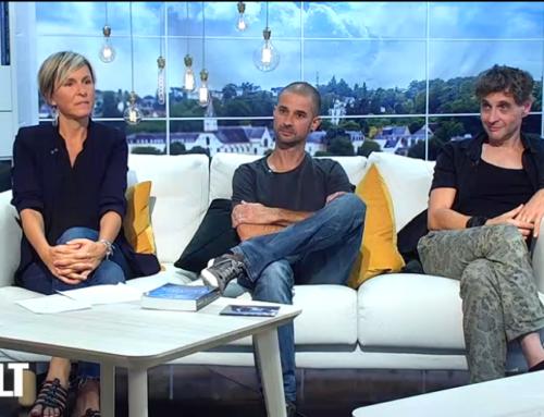 [VIDEO] Anthony BOUCARD (L'utopie des fous) sur TVT Val de Loire !