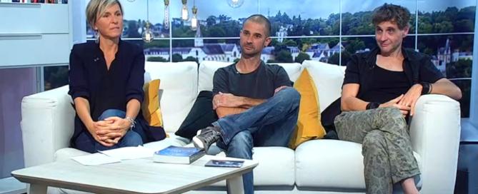 Anthony BOUCARD sur TVT