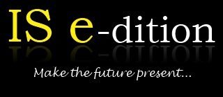 Logo IS Edition, maison d'édition numérique