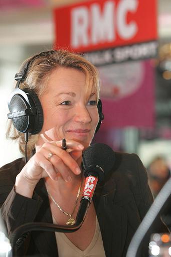 Brigitte Lahaie RMC