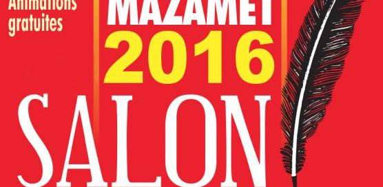 Salon du livre de Mazamet - IS Edition