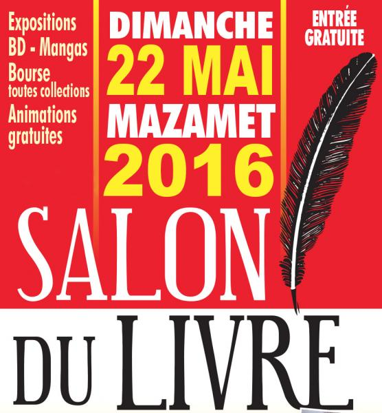 Salon du livre de Mazamet - IS Edition