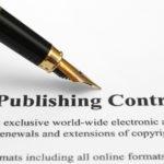 Conditions de publications à compte d'éditeur
