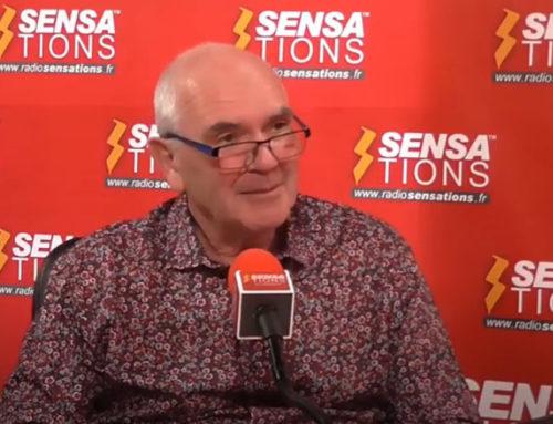 Claude Janvier («Le virus et le Président») en vidéo sur Radio Sensations