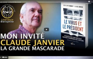Vidéo Claude Janvier (Le virus et le président)