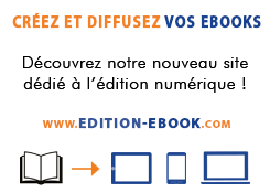 Créez votre eBook avec Ebook Edition