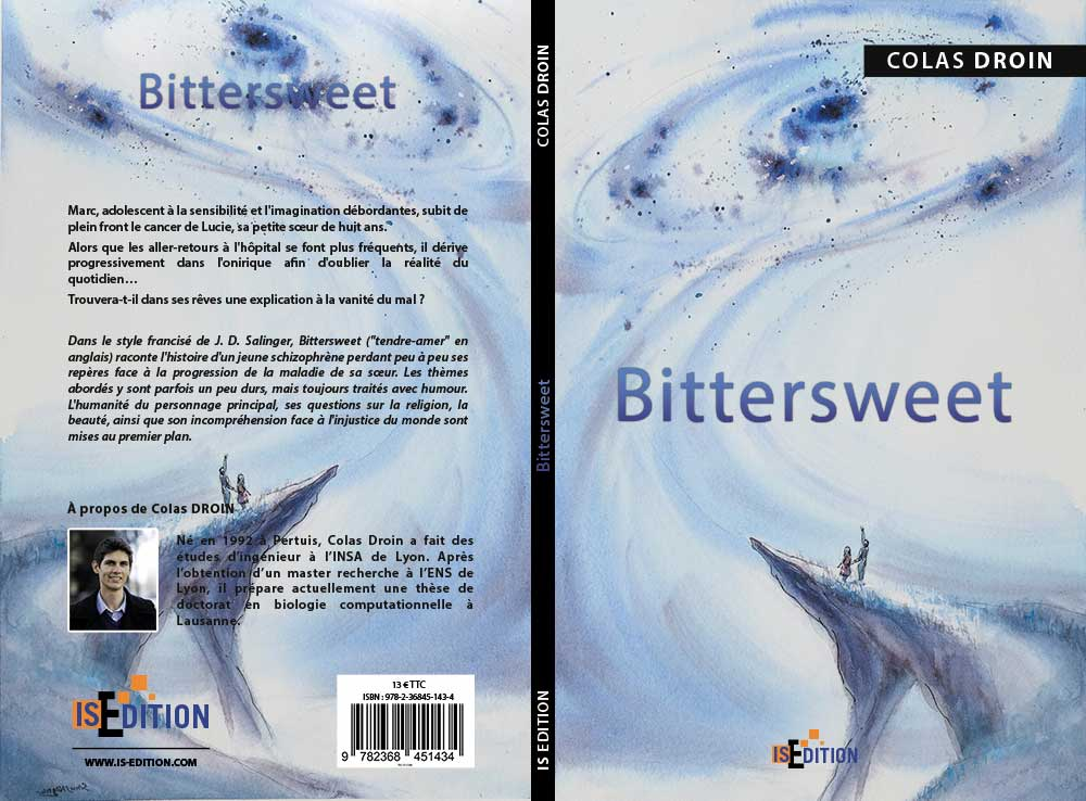 Couverture Bittersweet