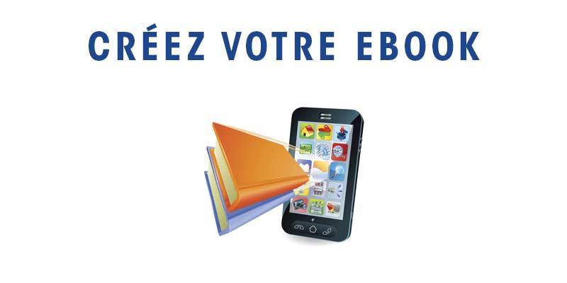Créez votre eBook