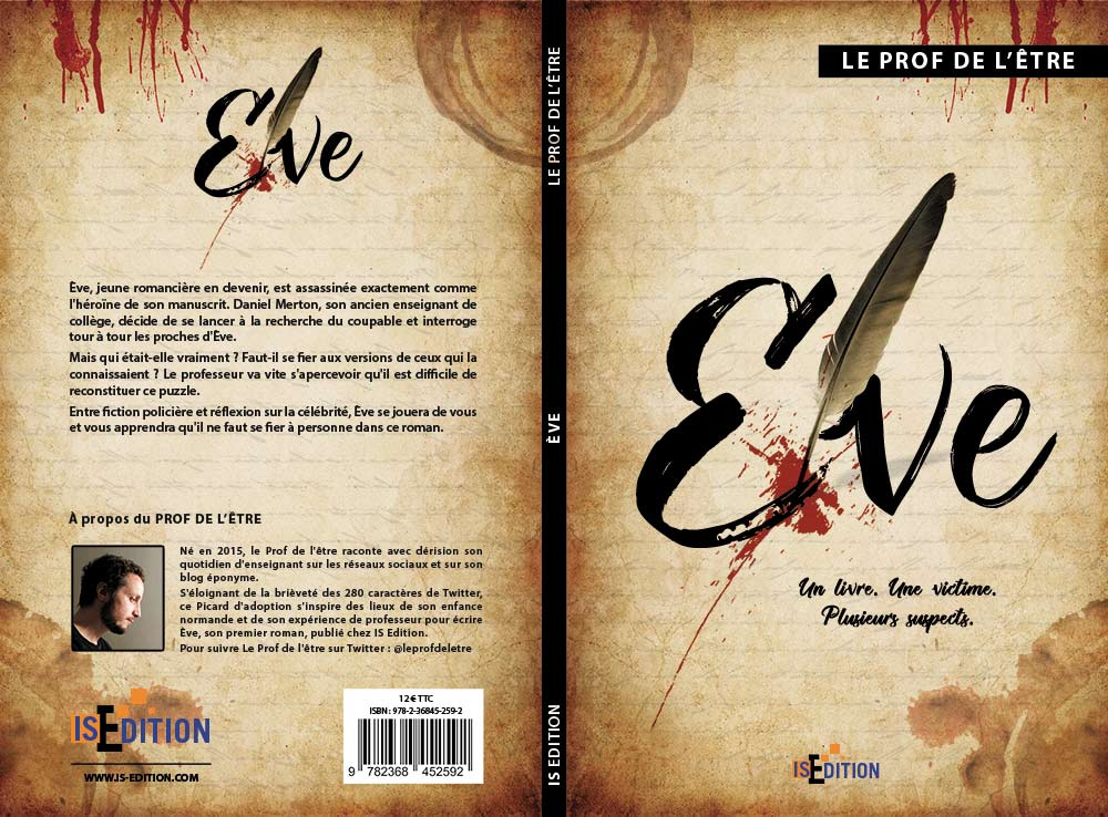 Eve couverture