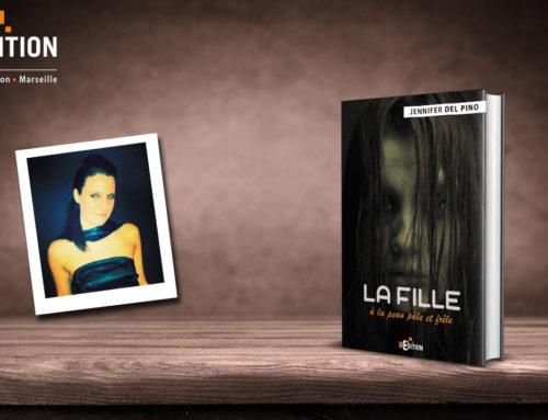 Sortie de «La fille à la peau pâle et frêle» de Jennifer DEL PINO, un thriller glaçant !