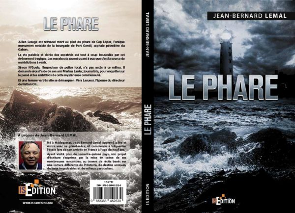 Le phare couverture