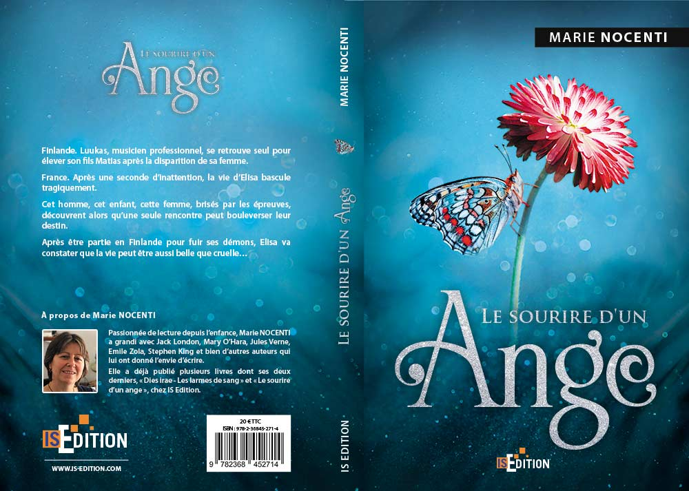 Couverture du livre Le sourire d'un ange