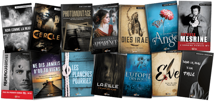 Livres édités par IS Edition