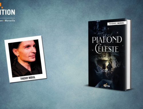 Sortie de «Plafond céleste», le nouveau roman à huis clos de Thierry MORAL